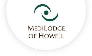 Medilodge of howell web logo